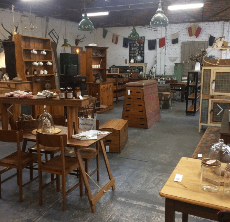 Nook Vintage antique centre