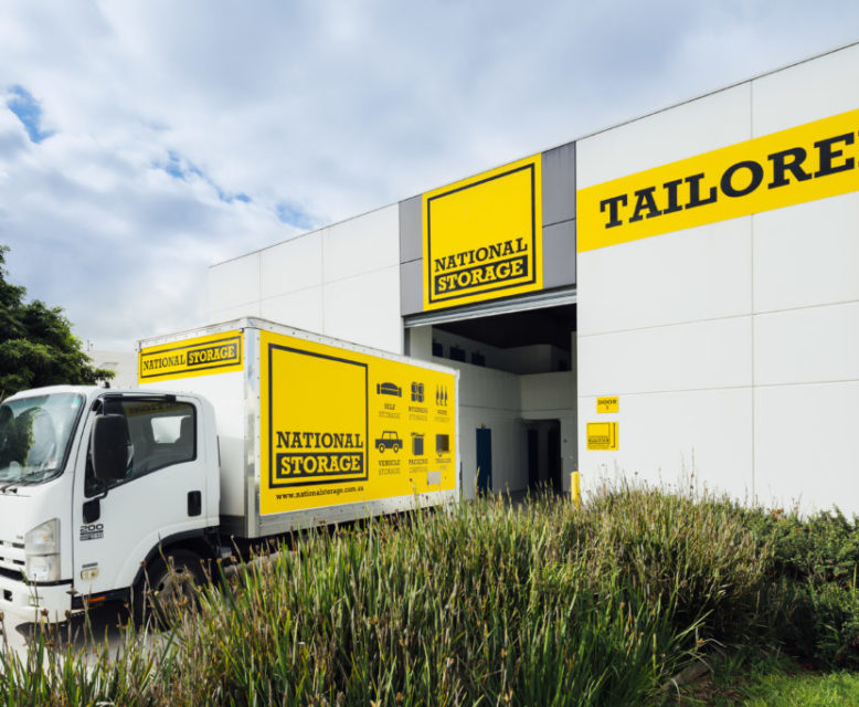 National Storage Burleigh