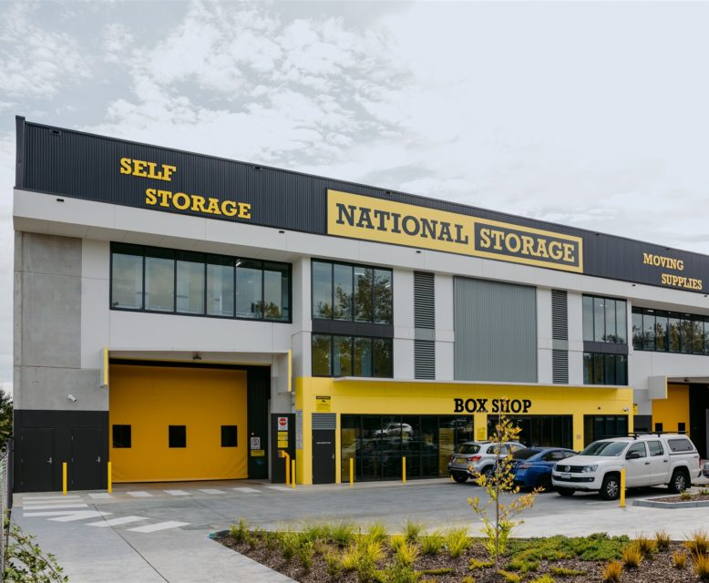 National Storage Canterbury