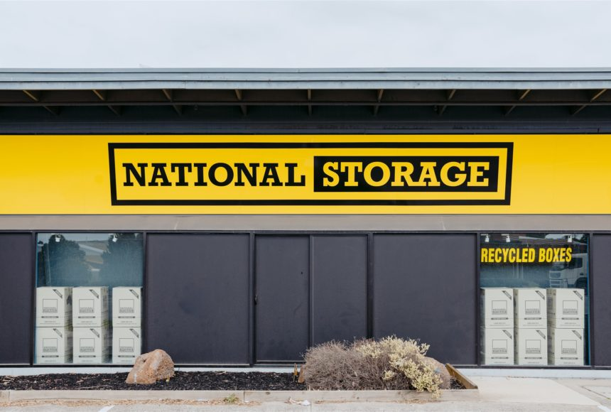National Storage Moorabbin
