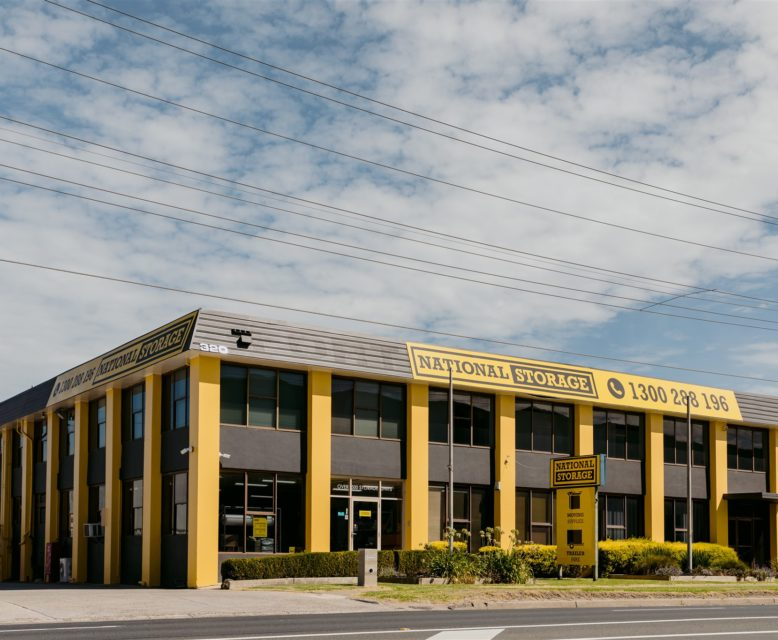National Storage Mordialloc