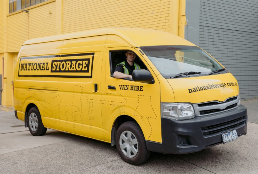 National Storage South Melbourne