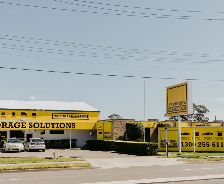 National Storage Toongabbie