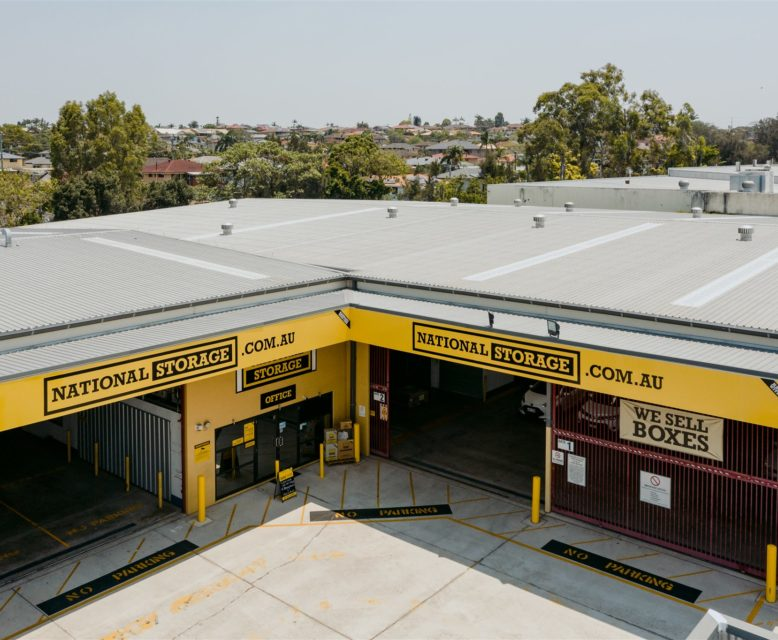 National Storage Mt Gravatt