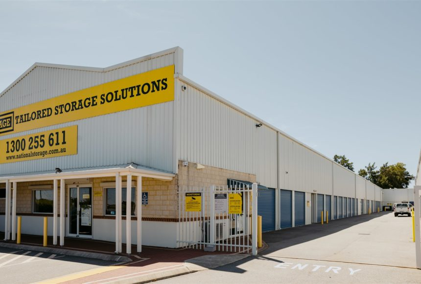 National Storage Forrestdale