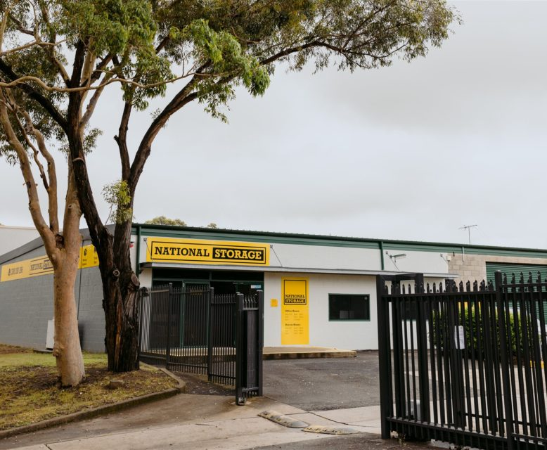 National Storage Blaxland